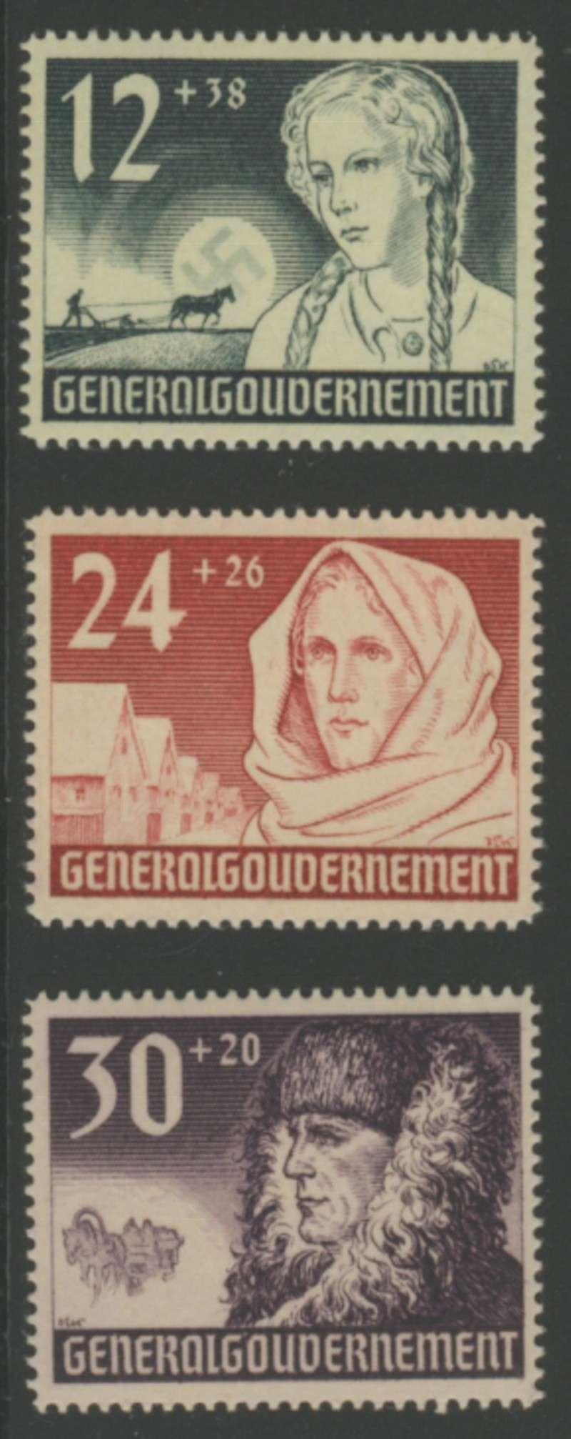 Deutsche Besetzungsausgaben im II. Weltkrieg - Seite 2 Genera12