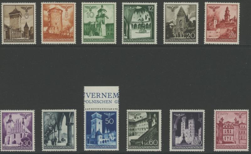 Deutsche Besetzungsausgaben im II. Weltkrieg - Seite 2 Genera14