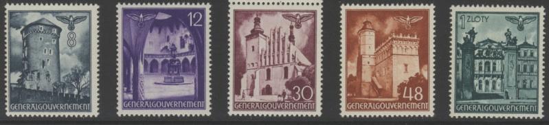 litauen - Deutsche Besetzungsausgaben im II. Weltkrieg - Seite 3 Genera15
