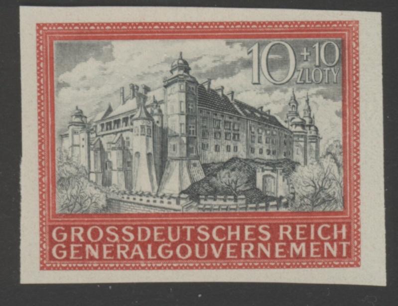 litauen - Deutsche Besetzungsausgaben im II. Weltkrieg - Seite 3 Genera17