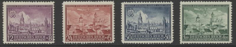 litauen - Deutsche Besetzungsausgaben im II. Weltkrieg - Seite 3 Genera18