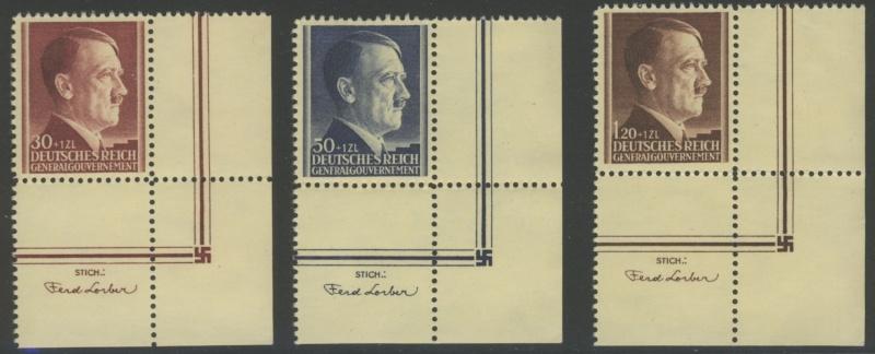 litauen - Deutsche Besetzungsausgaben im II. Weltkrieg - Seite 3 Genera20