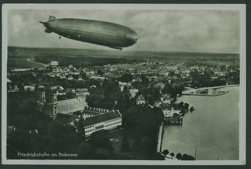 Ansichtskarten der Luftschiffe - Seite 2 Zeppel24