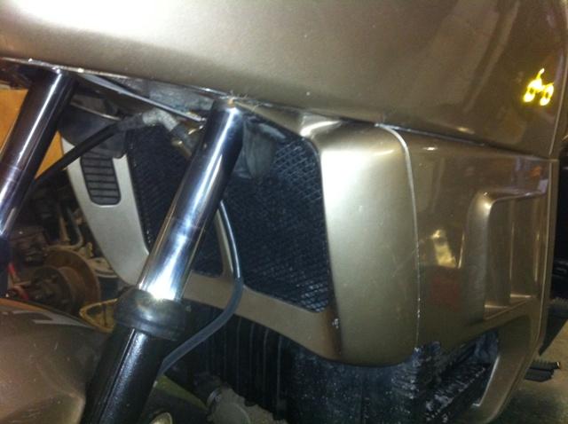 Radiator surround repair Img_0334