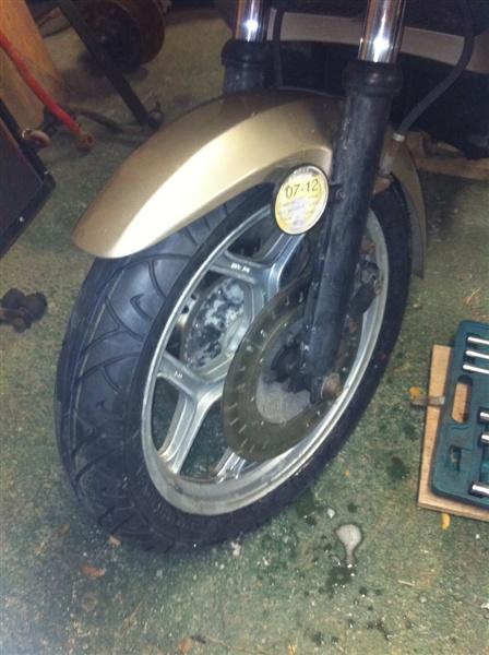 New Tyre time K_lt_n12