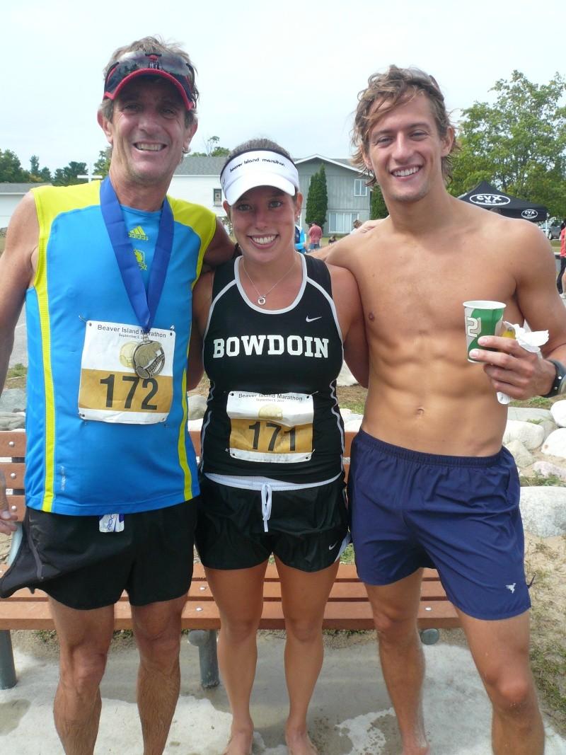 Beaver Island, MI Marathon Race Report P1060212