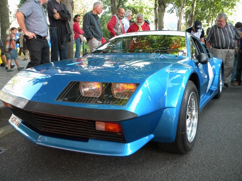 La Coupe Florio 2011 - Promenade & Exposition. Dscn0712