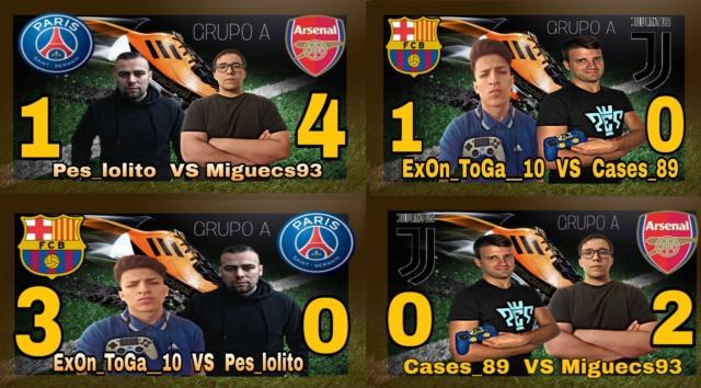 JORNADAS 3-4 GRUPO A INTERNACIONAL CUP Picsa101