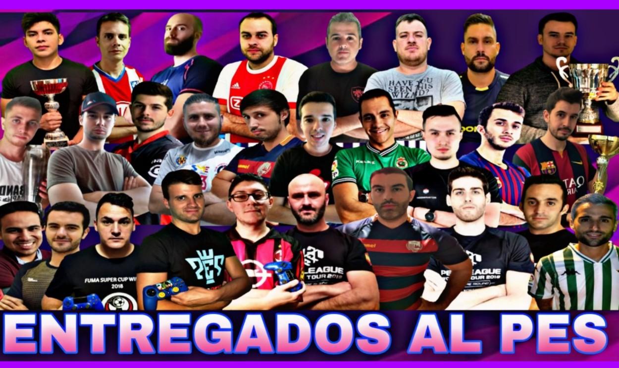 ENTREGADOS AL PES 2019