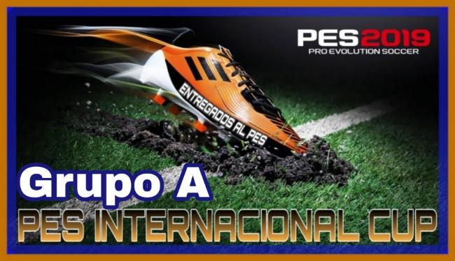 PES INTERNACIONAL CUP Picsar76
