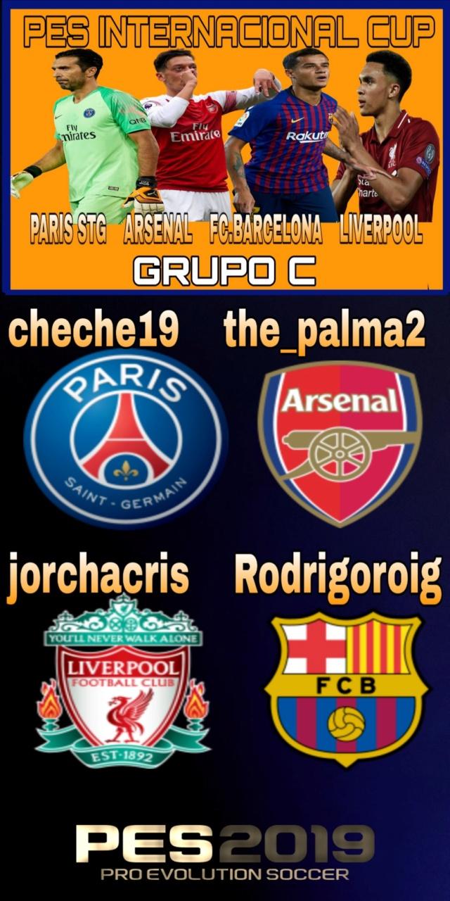 MANAGERS GRUPO C PES INTERNACIONAL Picsar83