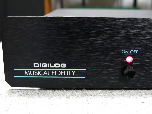 From the Beyond: MUSICAL FIDELITY DIGILOG D10