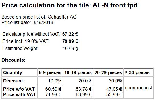 AF-N: Gruppo d'acquisto cabinet e lavorazione pannelli - Pagina 5 Schaef10