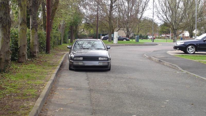 My Corrado G60.... 03042010