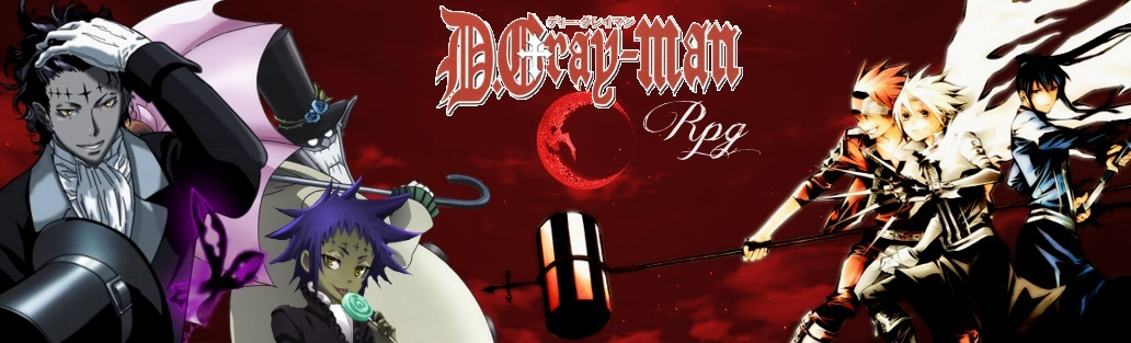 D.Gray-Man Rpg