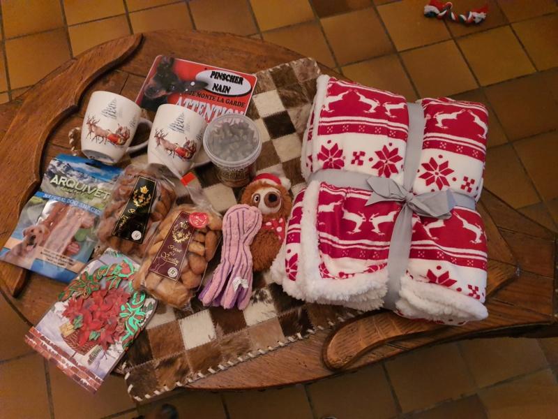 Ronde de Noël 2019 / ouverture des cadeaux  20191215