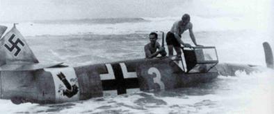 Interesting Marking Bf109f10