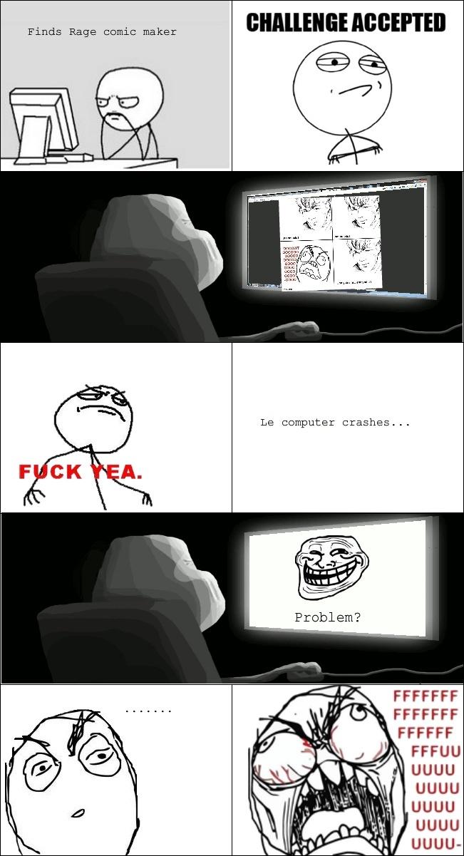 Rage Comics Maker [Memes] Lol10