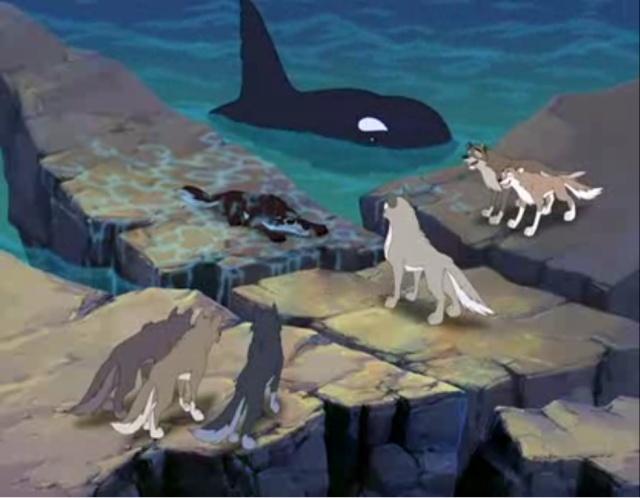 [Dossier] Passages orques dans les films et dessins animés 2balto10