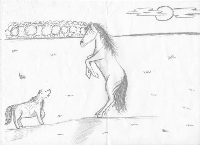 Le carnet de croquis de Groualf - Page 2 Dessin17