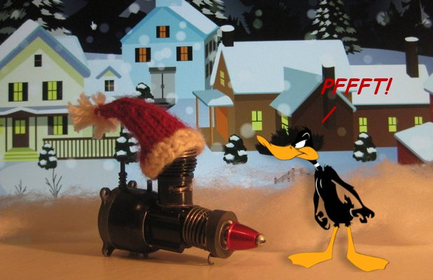 """It's time for """"Cox engine of the month"""" again.ENTRY CLOSED Daffy10"""