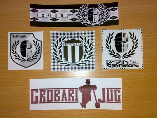 Stickers from your club/country 09062010