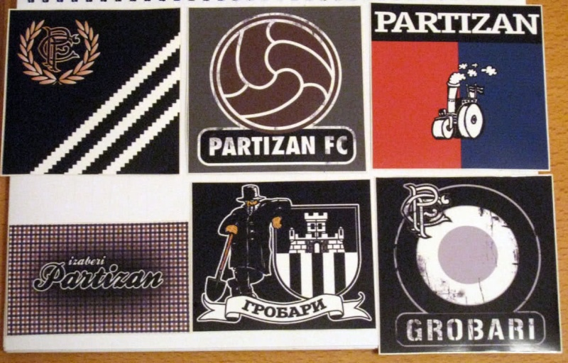Stickers from your club/country 2hzr7g10