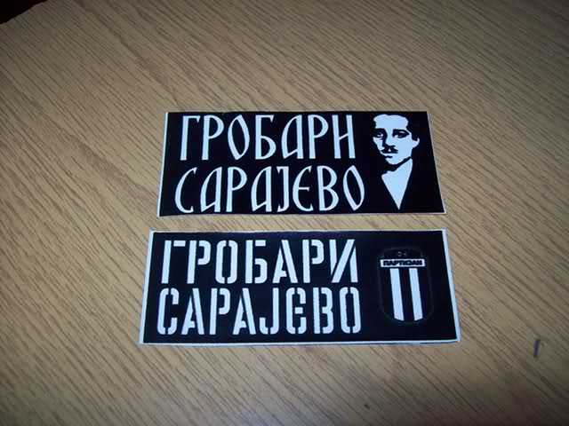 Stickers from your club/country O7isdz10
