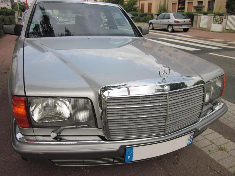 [Présentation] Ma nouvelle Mercedes 280SE du 17/10/1983 - Page 4 Img_2310