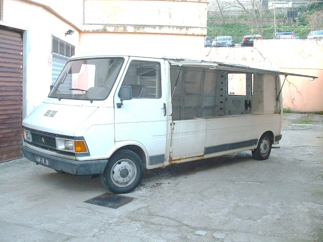 C 35 CARROSSERIE  DURISOTTI 12011811