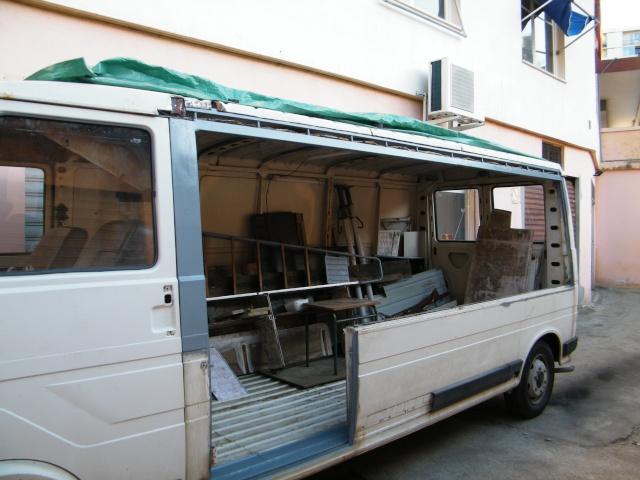C 35 CARROSSERIE  DURISOTTI 12031613