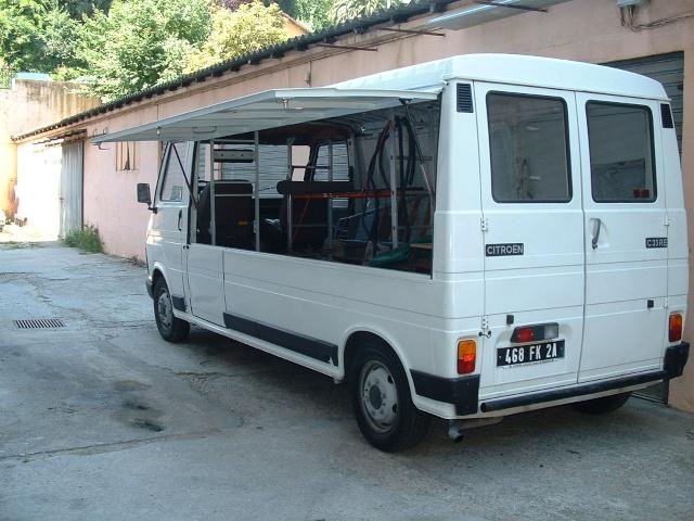 C 35 CARROSSERIE  DURISOTTI 12062212