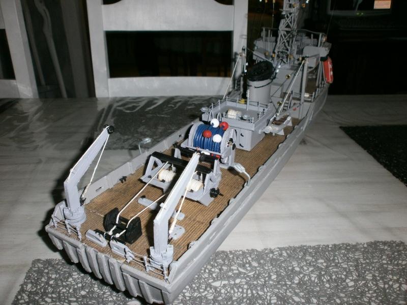 Dragueur de mines côtier type D classe SIRIUS 1/66 malva62 - Page 2 P3290011
