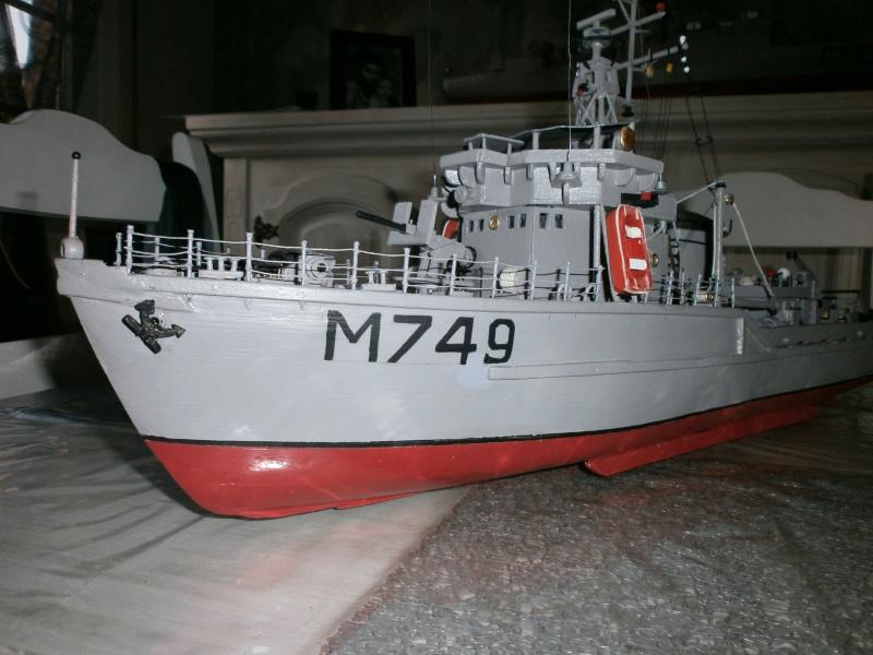 Dragueur de mines côtier type D classe SIRIUS 1/66 malva62 - Page 2 P3290012