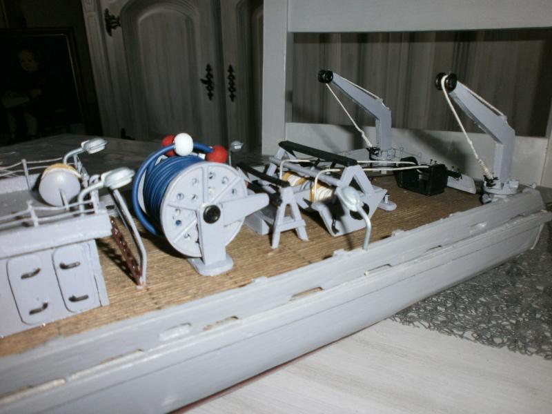 Dragueur de mines côtier type D classe SIRIUS 1/66 malva62 - Page 2 P3290013