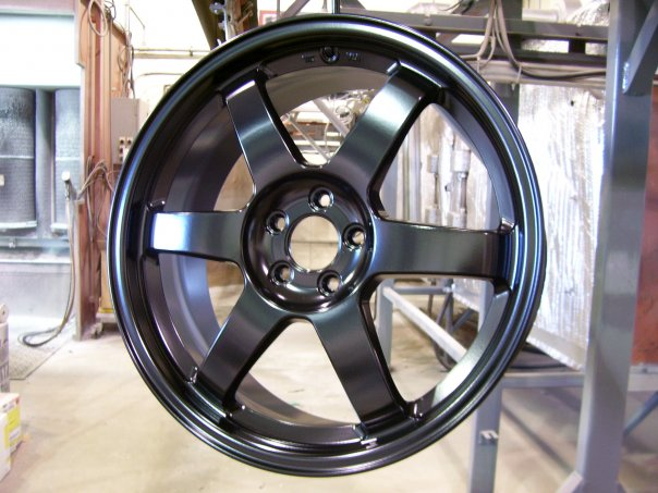 Powdercoating deal is AMAZING!!! Pwdrco10