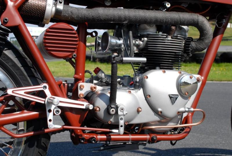 """Triumph """"TTR"""" spéciale !!  18280710"""
