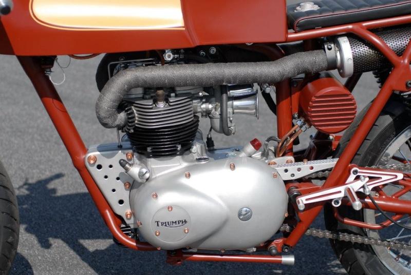 """Triumph """"TTR"""" spéciale !!  60043410"""