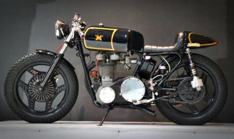 Matchless studio motor Matchl10