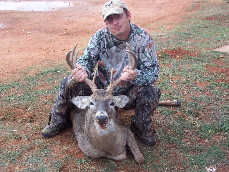 Finally Got A  LIL Buck 101_2110
