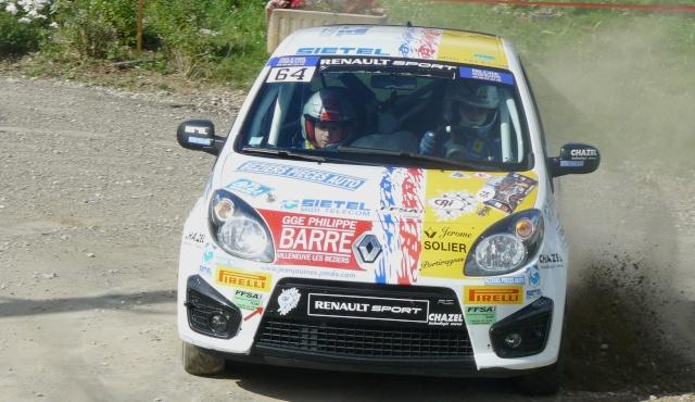 Rallye du Rouergue 2012 - [Ju-rallye] Twingo10