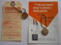 """objets de marque"""" zippo"""" de 2304pascal  I10"""