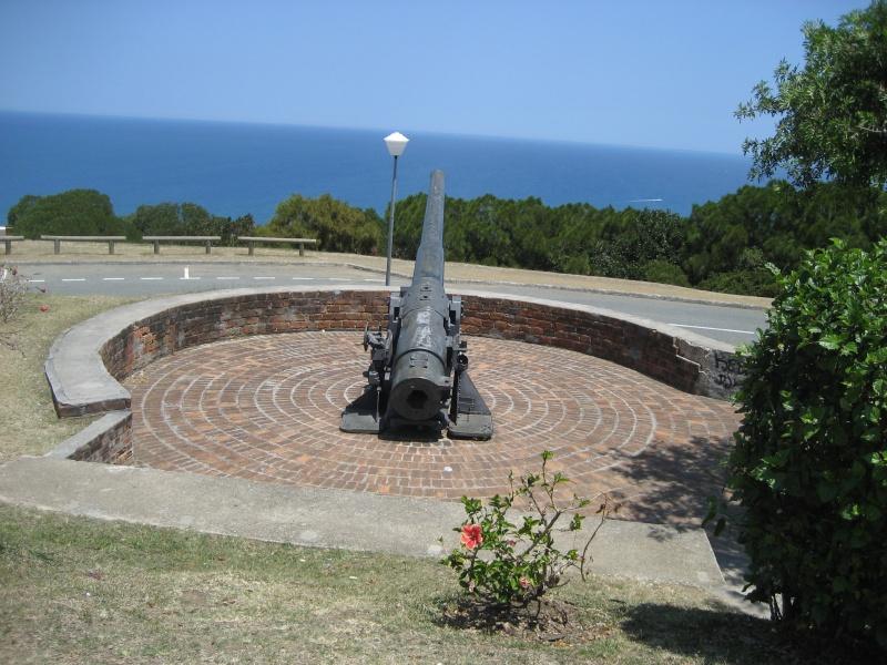 les canons de Nouméa Noumea10