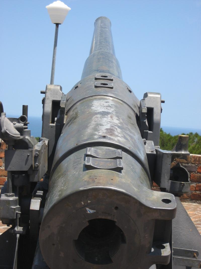 les canons de Nouméa Noumea14