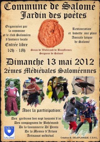 Calendrier des fêtes médiévales Régionales 30859410