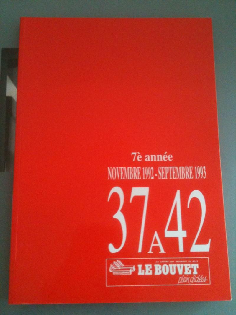 """[Vendu] 5 recueils de """"Le Bouvet"""" Img_1821"""