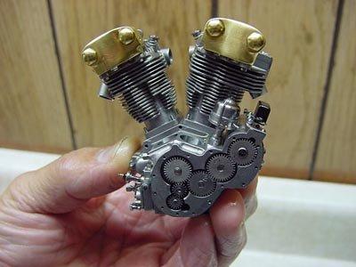 Jouets, jeux anciens et miniatures sur le monde Biker Engine10
