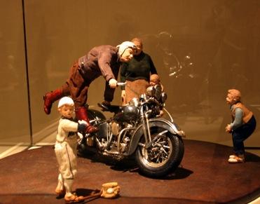 Jouets, jeux anciens et miniatures sur le monde Biker Model10