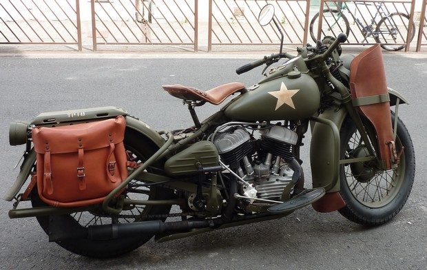 Les vieilles Harley....(ante 84)..... - Page 6 Wla10