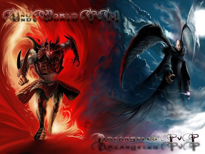 UnderWorld-Arcangeles